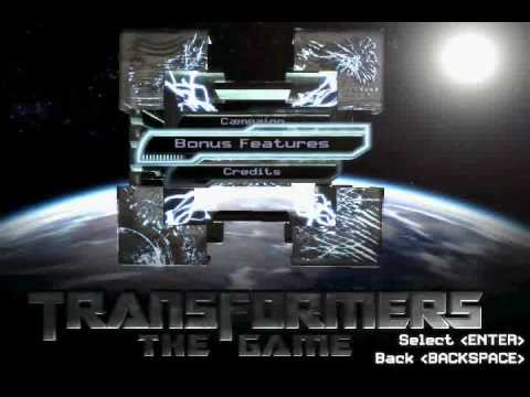 Transformers The Game Cheats All G1 Characters