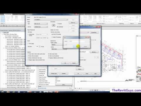 Revit - Optimizing Bloated PDF prints