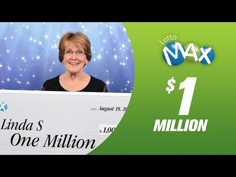 Burnaby Lotto Max winner to share the wealth