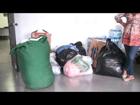 Gobernación de Puerto Plata Recibe Donaciones de Verón Punta Cana para Afectados por Lluvias
