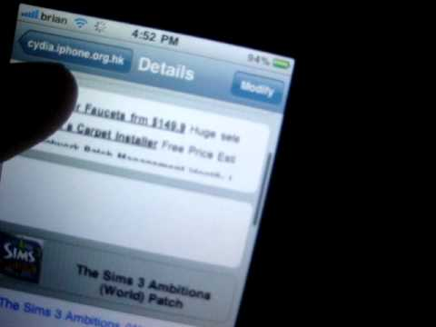 How To Get  Money Hack For The Sims 3 For ipod/iphone