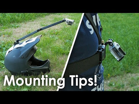 Best GoPro Mounting Tips for Mountain Biking