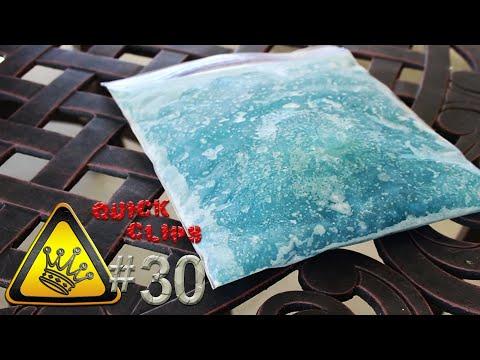 QC#30 - Leak-Free Cold Packs