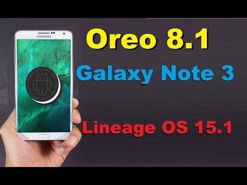 How to Update Android Oreo 8 1 in Samsung Galaxy Note 3
