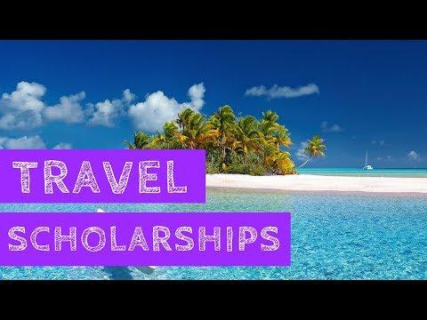 Travel Scholarships! 🌍✈️🌎 Scholarship Mentor Felicity