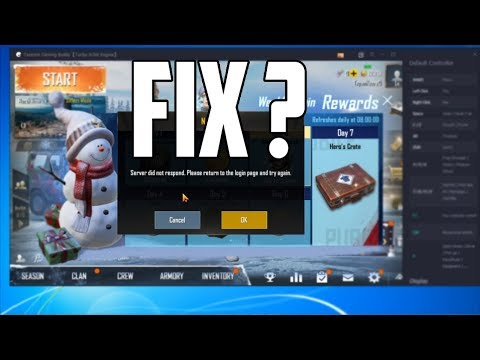 How To Fix Pubg