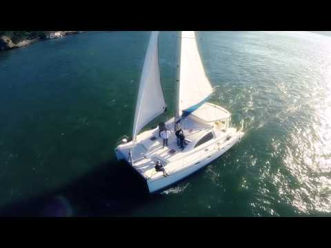 Sailing on San Francisco Bay & Angel Island