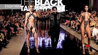 THE BLACK TAPE PROJECT Art Hearts Fashion Beach Miami Swim Week 2019 SS 2020 - Fashion Channel