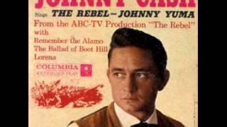 Johnny Cash   Lorena 1959