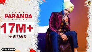 PARANDA | HIMMAT SANDHU | DESI CREW | FOLK RAKAAT | New Punjabi Song 2019