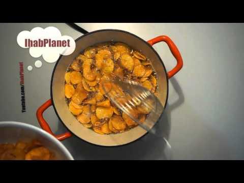 Crispy Deep Fried Sweet Potato Chips (BY CRAZY HACKER)