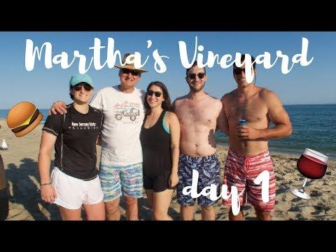 Martha's Vineyard Adventures   Day 1