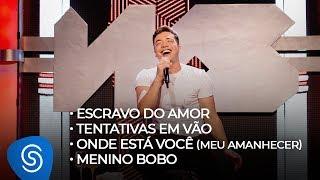 Wesley Safadão - Escravo do Amor / Tentativas Em Vão / Meu Amanhecer / Menino Bobo - TBT WS