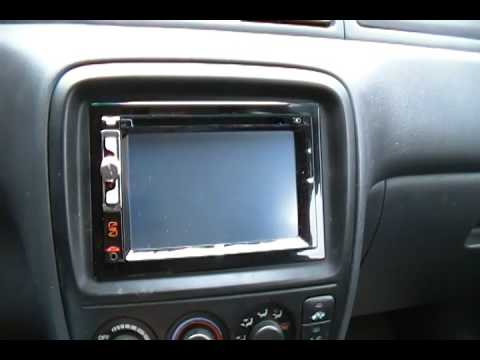 WalMart Touchscreen 2 Din Radio