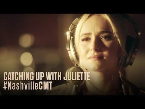 NASHVILLE ON CMT | Character Catch-Up: Juliette Barnes