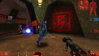 Unreal Tournament (1999) Single Player Capture the Flag (CTF) [No Commentary]
