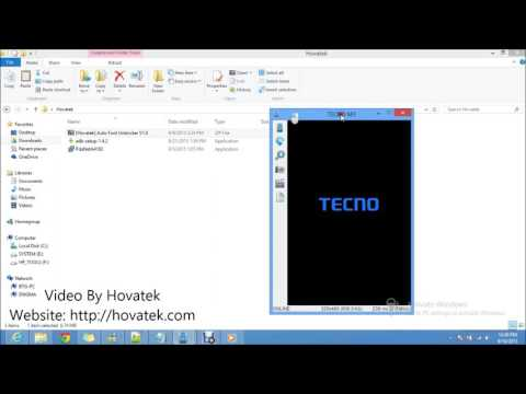 [Hovatek] How to unbrick a font bricked Android phone using Auto Font Unbricker