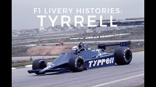 F1 Livery Histories: Tyrrell