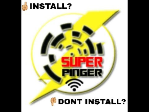 Should you install Super Pinger in your phone?