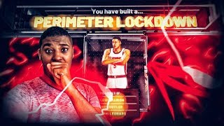 Here Is The Best Lockdown Defender Build In NBA2k20! My Official Build!