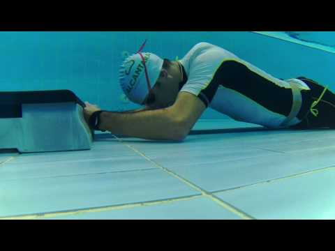 Apnea Training - contractions and mouth re-circulation