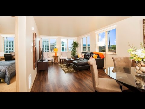 Alcyone Apartments - South Lake Union, Seattle - 1 Bedroom G