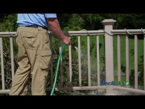 DeckMAX: How to Clean a Deck