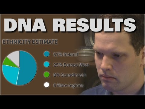 Adult son of adoptee gets his Ancestry DNA results!