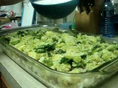 Rakottkelkáposzta - Layered Savoy cabbage
