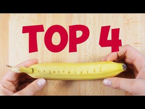 TOP 4 - Banana life hacks