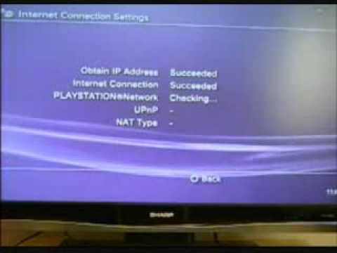 How to Get a Wireless connection on your Ps3
