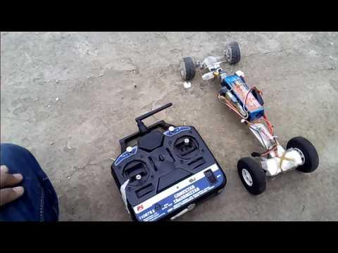 Haw to make a home made RC car (Bangla  video বাংলা দেশ