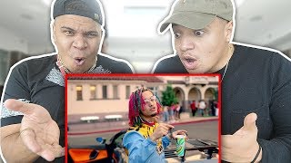 """REACTING TO Lil Pump - """"Gucci Gang"""" (Official Music Video)"""