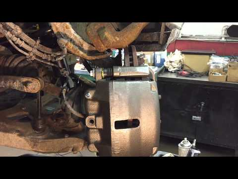 Ford Brake Caliper Replacment w/ Tips!
