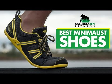 The BEST Minimalist Shoes | Foot Health & Functional Fitness