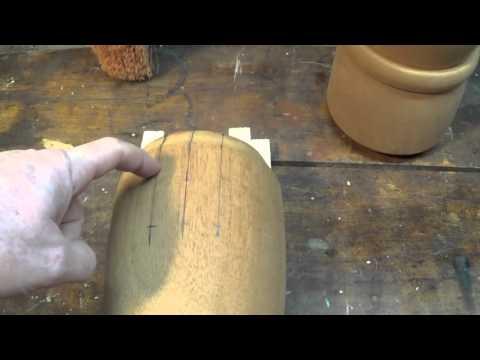 Building a 3 Foot Tall Wooden Nutcracker Hearth Decoration - #7