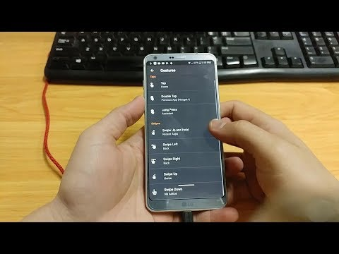 How to Get iPhone X Gestures on Android - Non Root