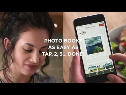 Create a Photo Book on the Shutterfly App