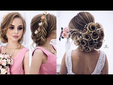 Beautiful Wedding Hairstyles and Best Compilation Ever!!!😍❤