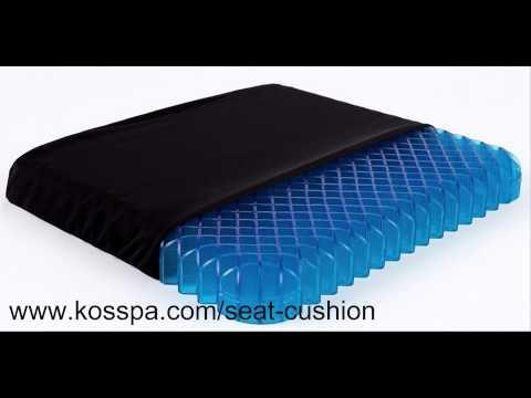 Best Car Seat Cushion >> 200595 Automobile Gel Seat Cushion Gel Seat Cushion For