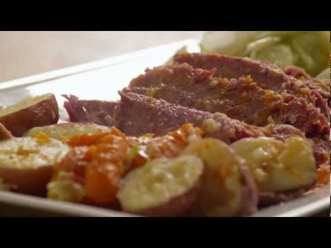 How to Make Corned Beef and Cabbage   Beef Recipe   Allrecipes.com