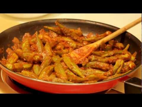Easy Okra Recipe