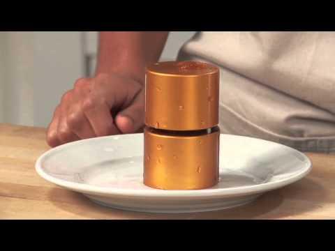 Make Spherical Ice Using the Japanese Ice Mold | Williams-Sonoma