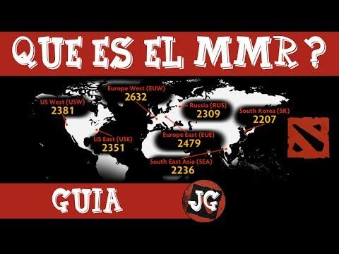 DOTA 2 GUIA - ¿Qué es el MMR? ¿Cuál es el MMR promedio? - 7.06 - Español - Julian Greims