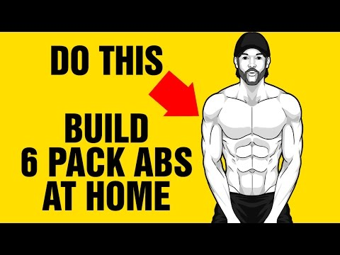 Extreme Sliding 6 Pack Abs Workout - Build Six Pack Abs at Home