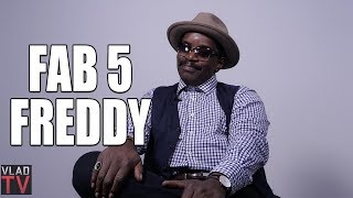 Download Fab 5 Freddy on Getting NYC Cannabis Legend ″Branson″ in His Netflix Doc (Part 1) Video
