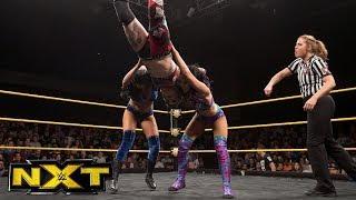 Ruby Riot & Nikki Cross vs. Peyton Royce & Billie Kay: WWE NXT, Sept. 13, 2017