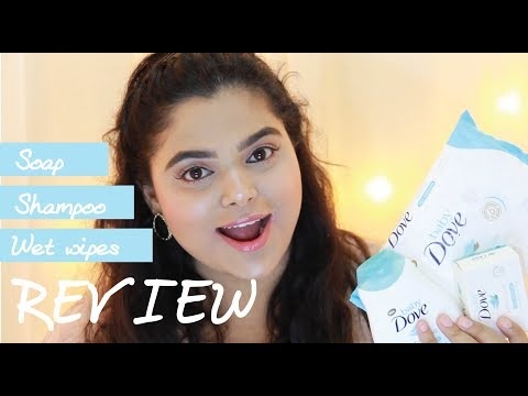 DOVE BABY PRODUCTS REVIEW || Soap| Shampoo| Wet Wipes