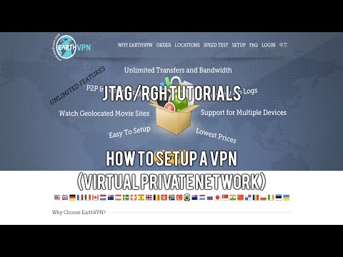 JTAG/RGH Tutorials - How to Setup a Virtual Private Network (EarthVPN)