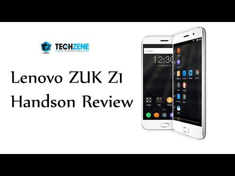 Lenovo Zuk Z1 Review: Camera, Gaming & Battery Backup